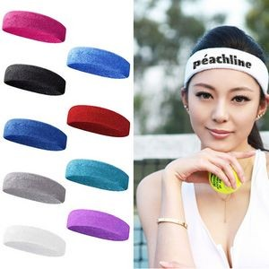 Cotton Sweat Headband