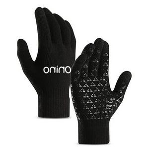 Finger Activation Touch Screen Gloves