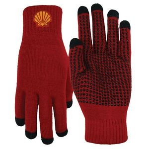 5 Finger Activation Text Gloves